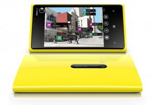 Lumia 920 Yellow