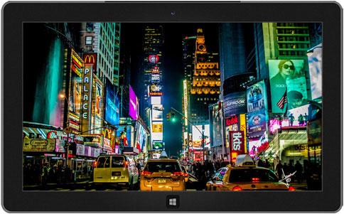 Kompozycja New York Cityscapes