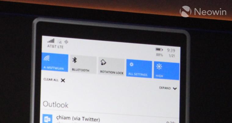 Windows 10 dla smartfonów