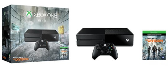 Xbox-One-Tom-Clancy's Division