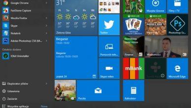 Windows 10 download screen