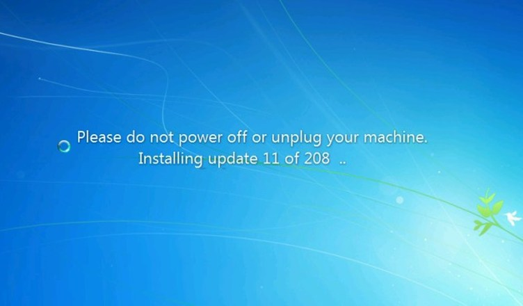 Windows 7 aktualizacja