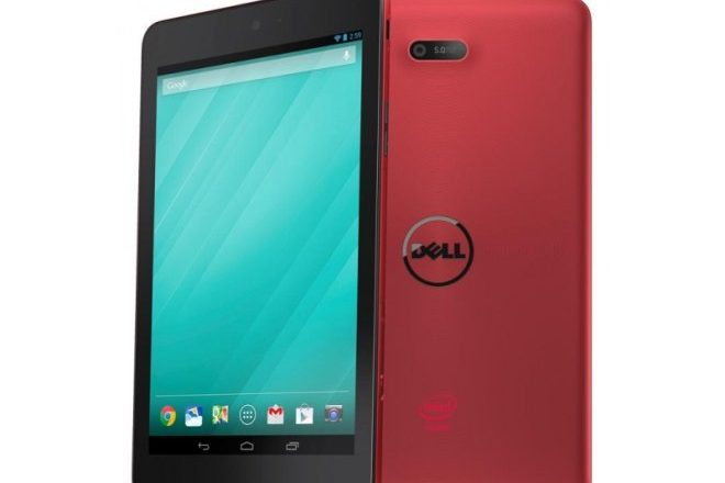 dell tablet android