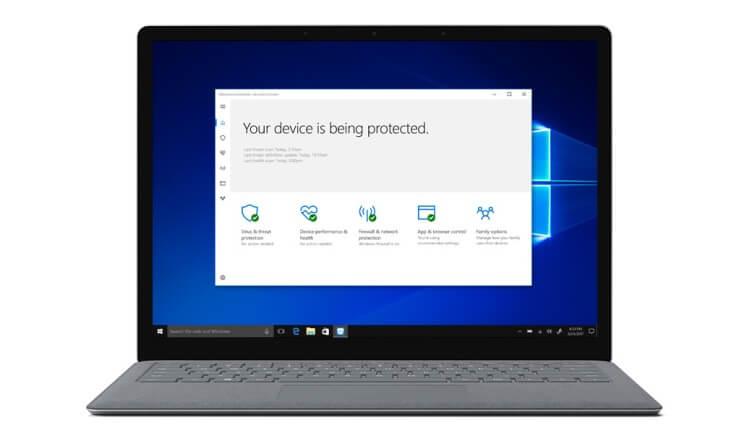 Windows10 S laptop