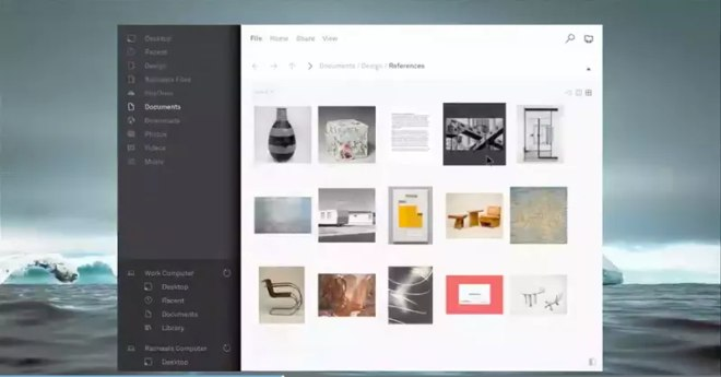 fluent design files