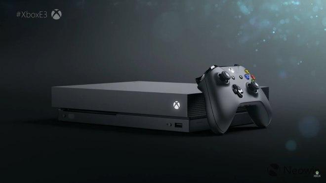Xbox One X E3