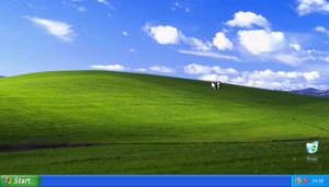 XP slide
