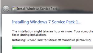 Microsoft Windows 7 SP1 gotowy do pobrania