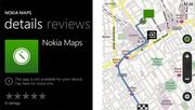 nokia maps preview