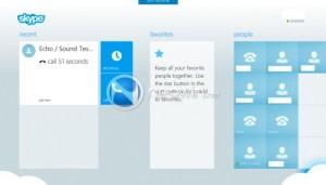 skype modern
