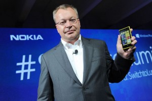 Stephen Elop Lumia 920