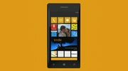 windows phone 8 phone yellow