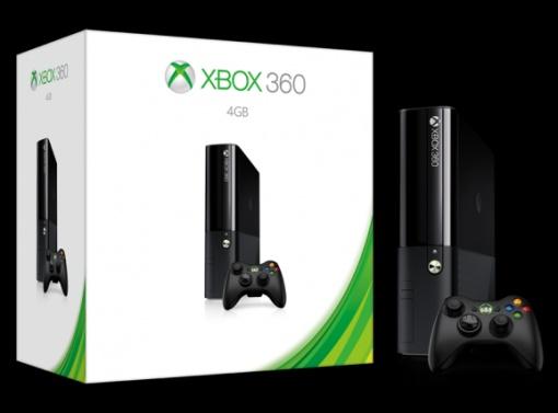 Xbox360E 4GB Console