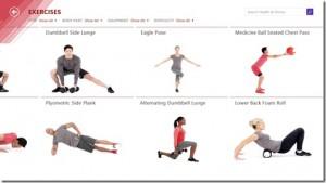 health fitness app