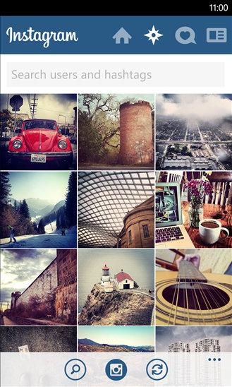 Instagram dla Windows Phone