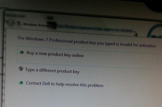 windows7 aktywacja