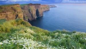 The cliffs - slide