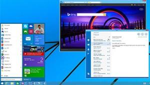 Menu Start Windows 8