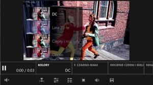 Video Tuner Screen