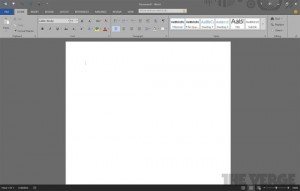 MS Office - ciemna kolorystyka