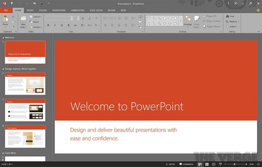 MS Office - Power Point