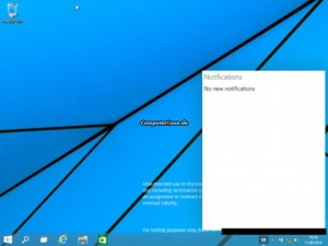 Windows 9 Technical preview 2