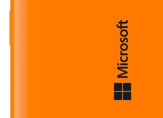 Microsoft Lumia tył obudowa