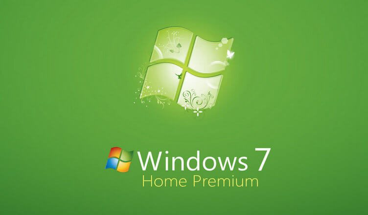 Windows 7 Home
