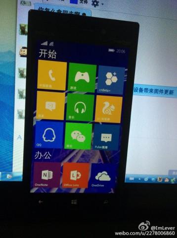 Grupowanie aplikacji Windows 10 Phone