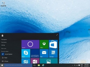 Windows 10 build 10061 nr 1
