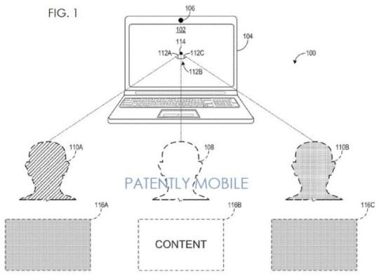 Microsoft Privacy Patent