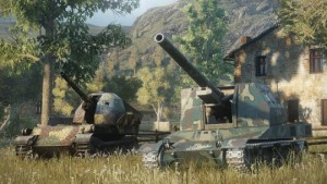 World of Tanks w wersji na Xbox One
