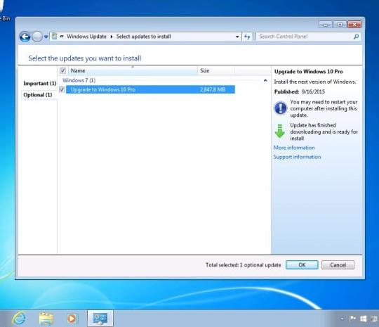 Windows_7 Windows Update
