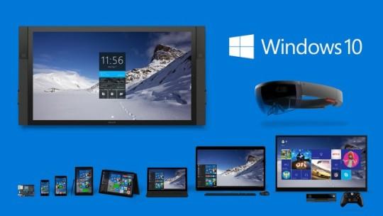 Uniwersalne aplikacje Windows 10