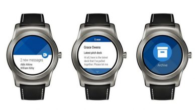 Outlook na zegarki z Android Wear
