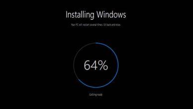 Windows 10 Instalacja