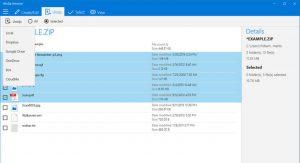 WinZip dla Windows 10