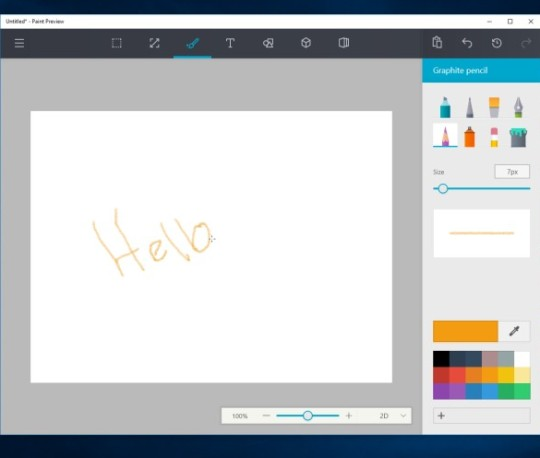 Paint dla Windows 10