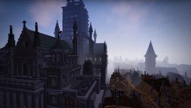 Londyn Minecraft
