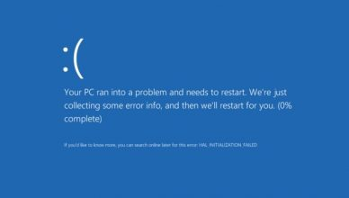 windows 10 bsod