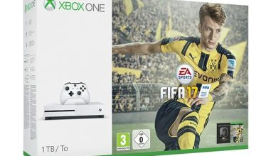 xbox one s FIFA 17