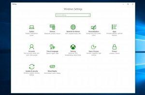 Gaming Windows 10