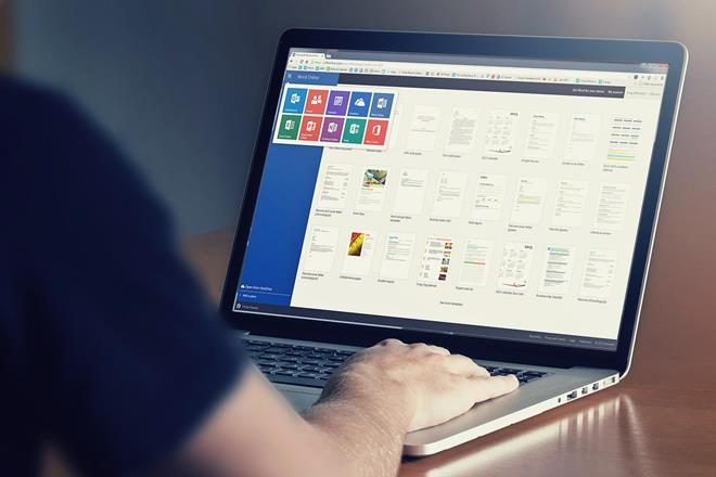 Microsoft Office Windows 10 Cloud