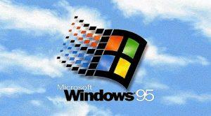 Windows 95 start