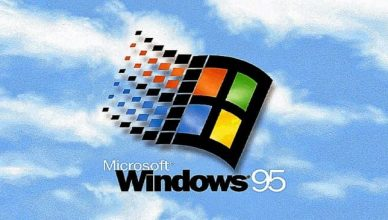 Windows 95 start