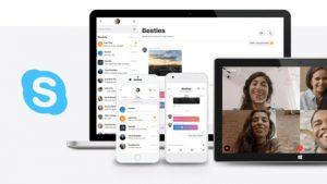 Nowy Skype