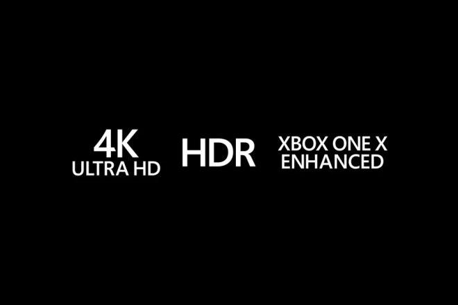 Xbox One X oznaczenia