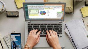 Chromebook MS Office