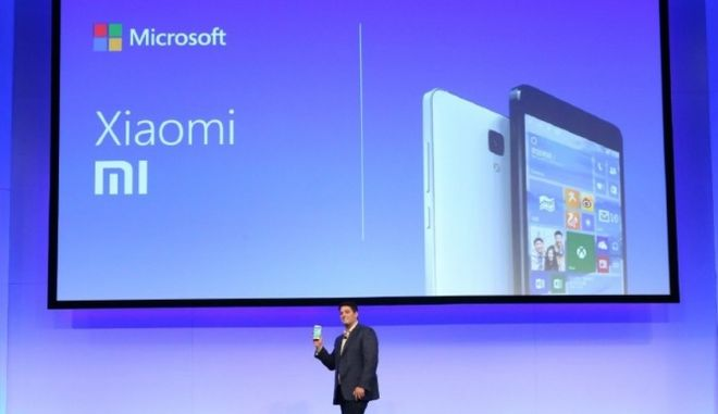 Microsoft i Xaomi