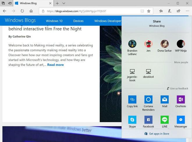Windows 10 Spring Creators Update